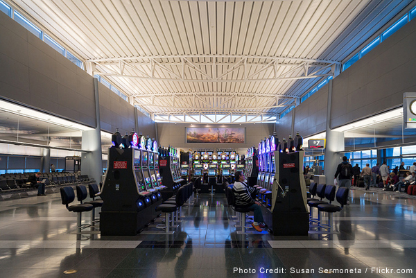 Worst Airports of 2014: Las Vegas Airport