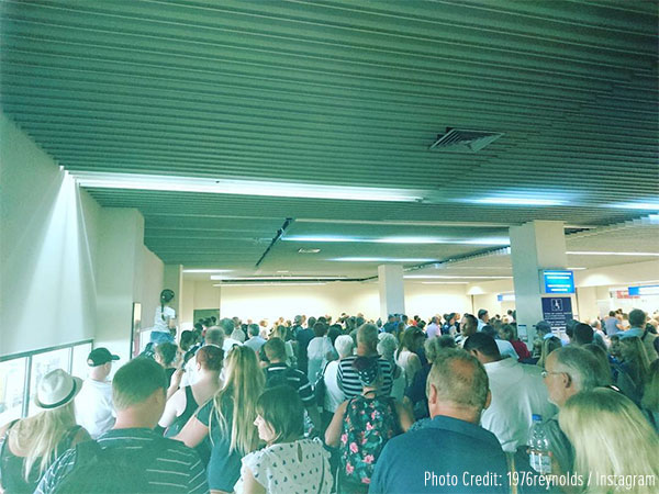 Worst Airports of 2016: Chania Airport