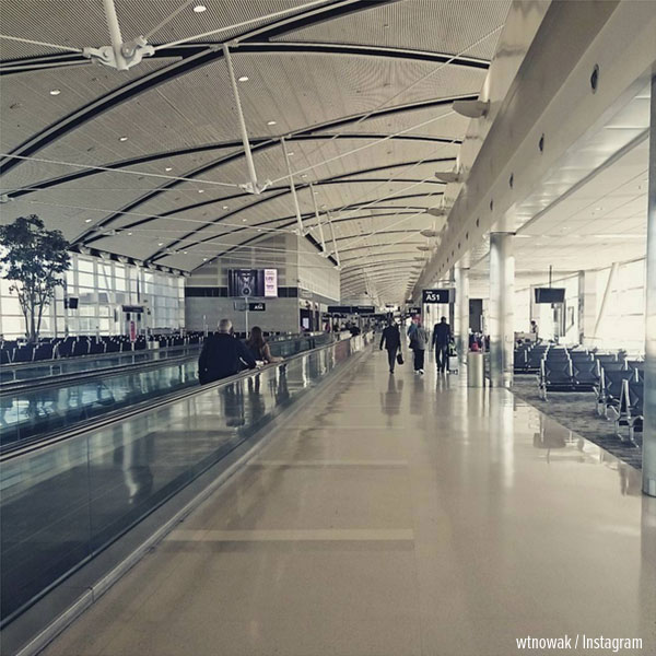 Best Airports of 2015: Detroit Airport