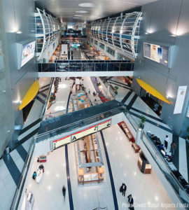 Best Airports of 2016: Dubai Airport