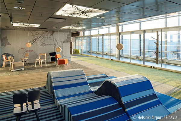 Best Airports in the World 2015: Helsinki Airport