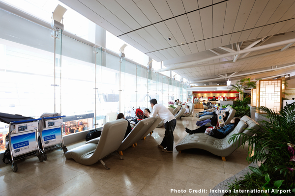 Best Airports 2013: Seoul Incheon Airport
