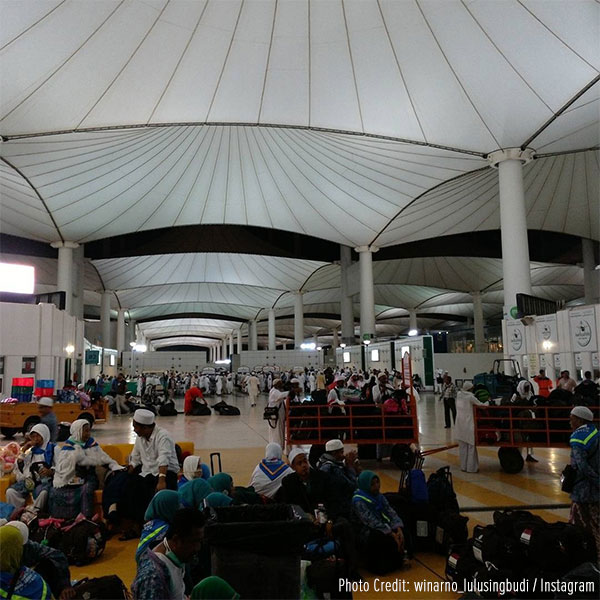 Worst Airports for Sleeping 2016: Jeddah Airport