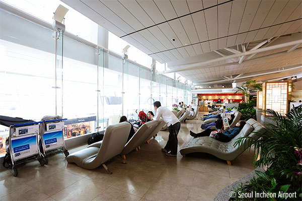 Best Airports in the World 2015: Seoul Incheon Airport
