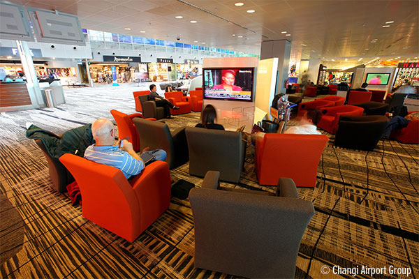 Best Airports of 2015: Singapore Changi Airport
