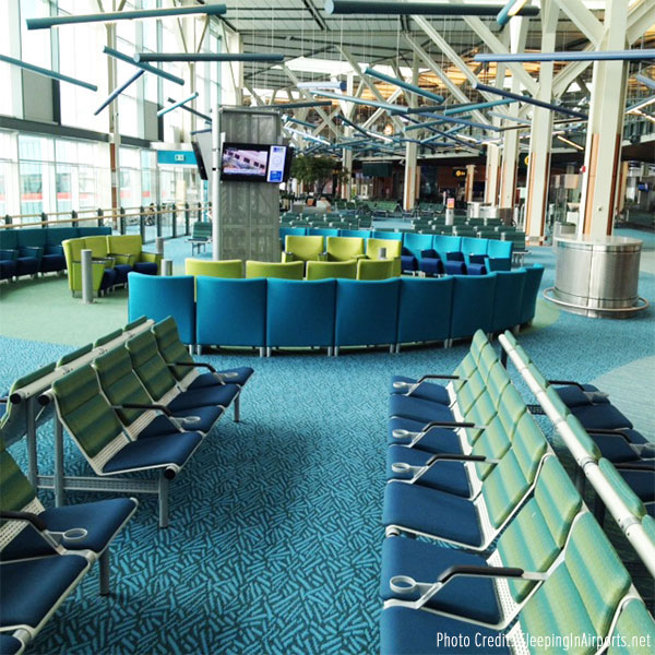 Best Airports of 2016: Vancouver Airport