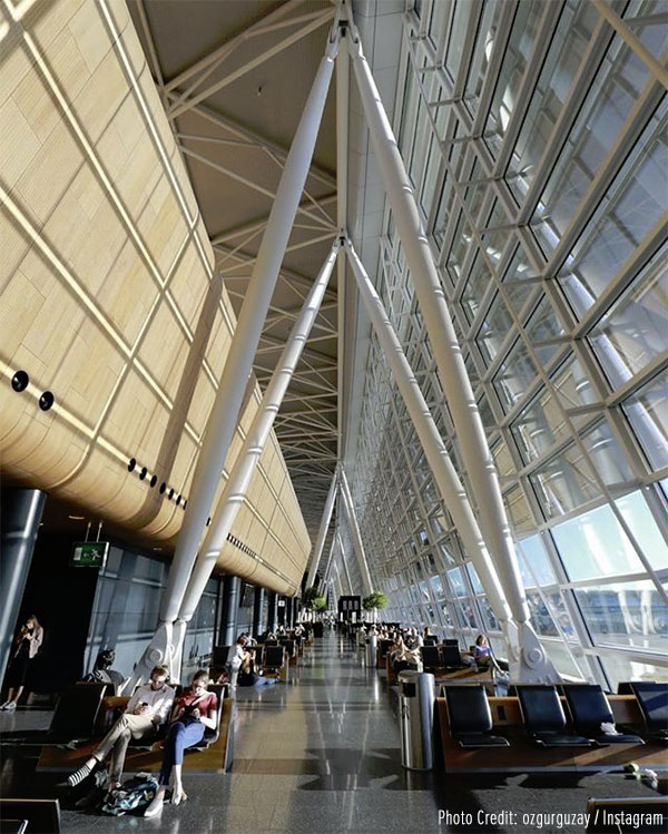 Best Airports of 2016: Zurich Airport